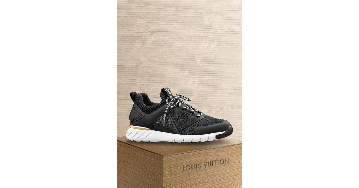 c47329d1decc Louis Vuitton Aftergame Trainer - Lyst