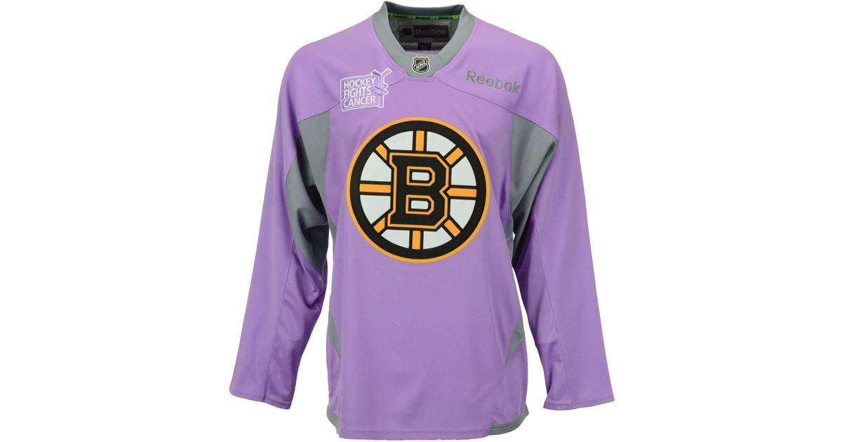 sports shoes dddef e8bb4 Bruins Jersey Purple Bruins Purple Jersey Bruins roguish ...
