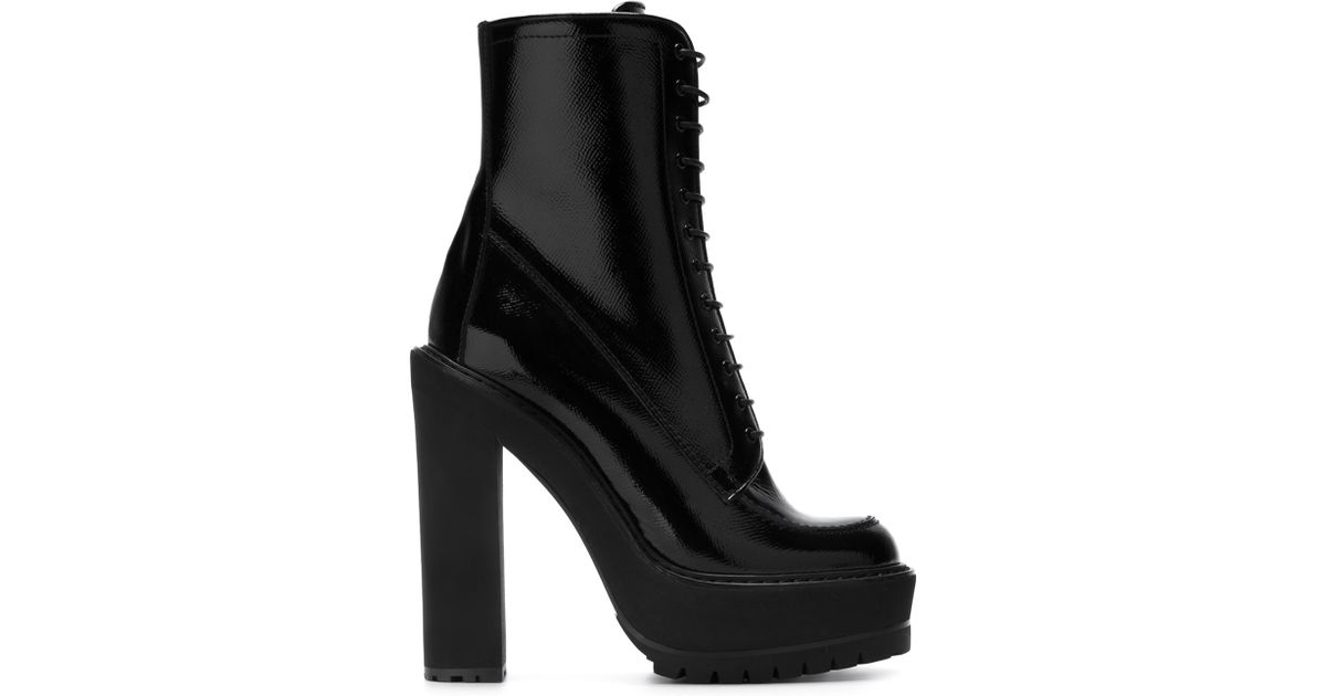 Givenchy Lace Up Boots 4CorGWr