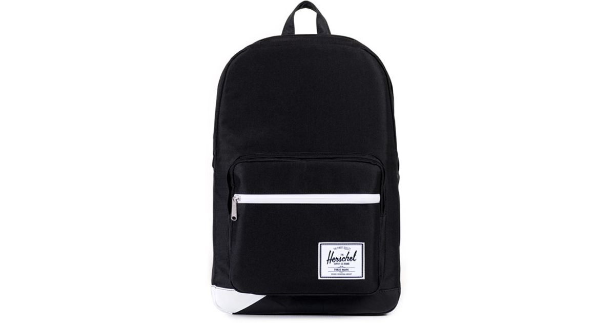 be012f31ef2f Lyst - Herschel Supply Co.  pop Quiz  Backpack in Black for Men