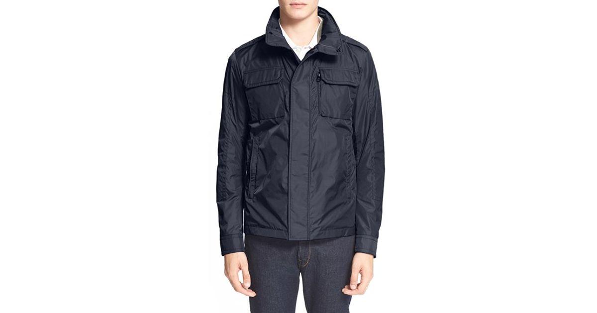 moncler jonathan jacket navy