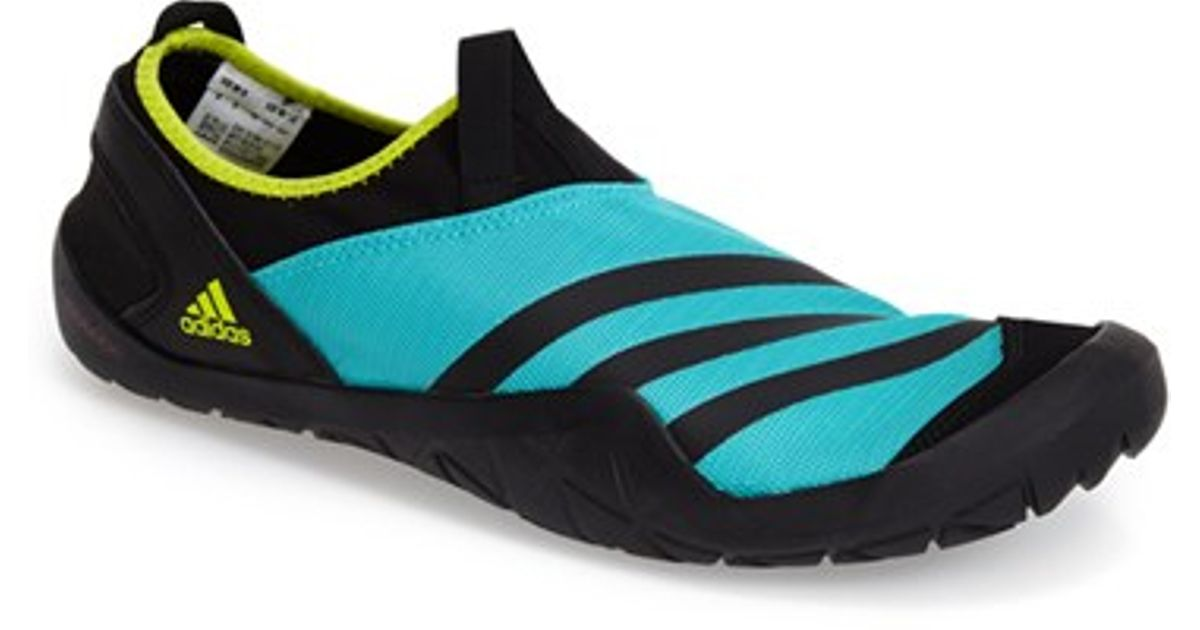 outlet store 1413c 5acfd Lyst - adidas  jawpaw  Mesh Water Shoe in Blue for Men