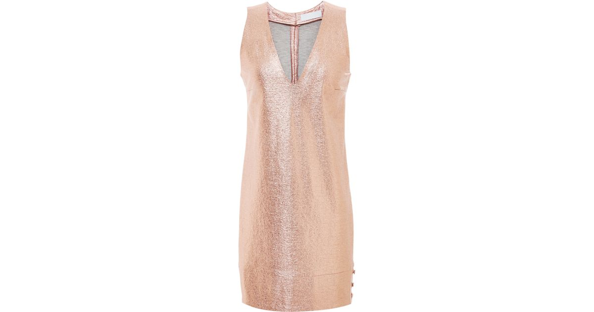Lila rose pink dress