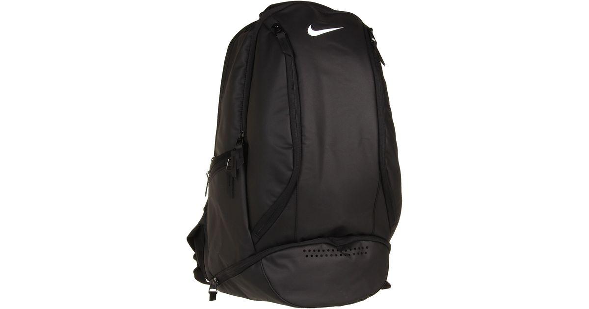 Lyst - Nike Ultimatum Max Air Gear Backpack in Black