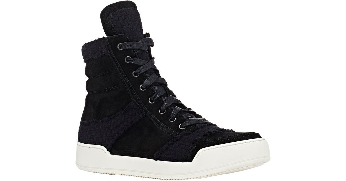 Balmain Chaussure Haut-dessus xuc8DpEw