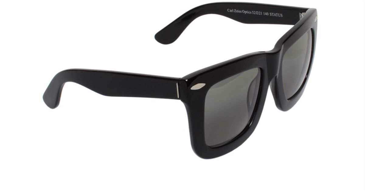 a070376879 Grey Ant Status Sunglasses in Black - Lyst