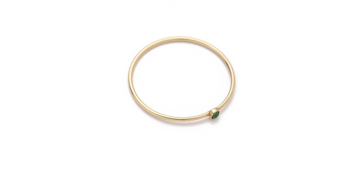 Jennifer Meyer 18k Gold Thin Emerald Ring In Green  Lyst. Sun Medallion. Animated Medallion. 32k Medallion. Hellenistic Medallion. Gold Pendant Medallion. Stamp Medallion. Tiffany Rose Medallion. Torah Scroll Medallion