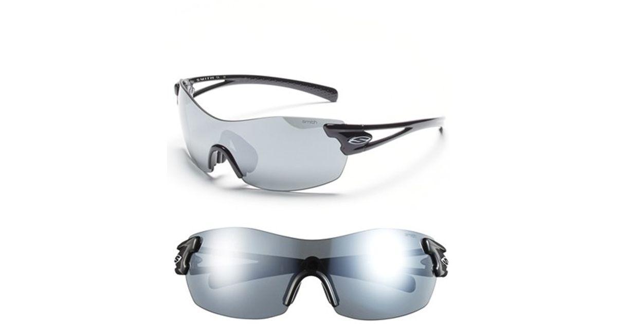 b95708599e4 Lyst - Smith Optics  pivlock(tm) Asana  125mm Sunglasses in Black