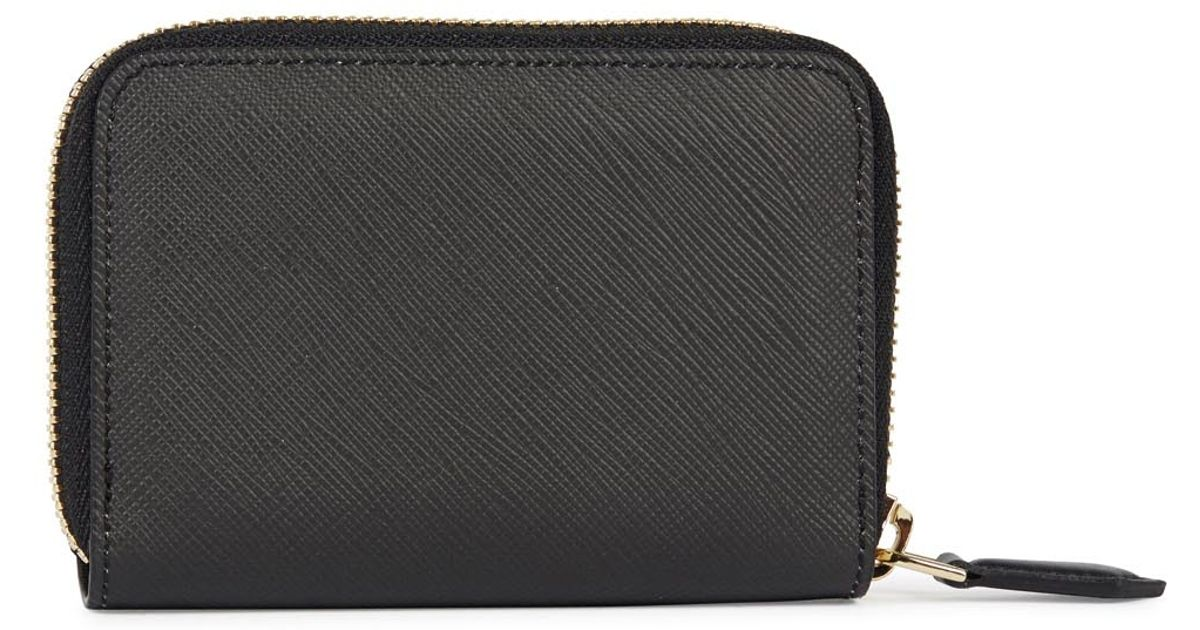 a92f3f8187 Givenchy Black Bambi Print Coin Case in Black - Lyst