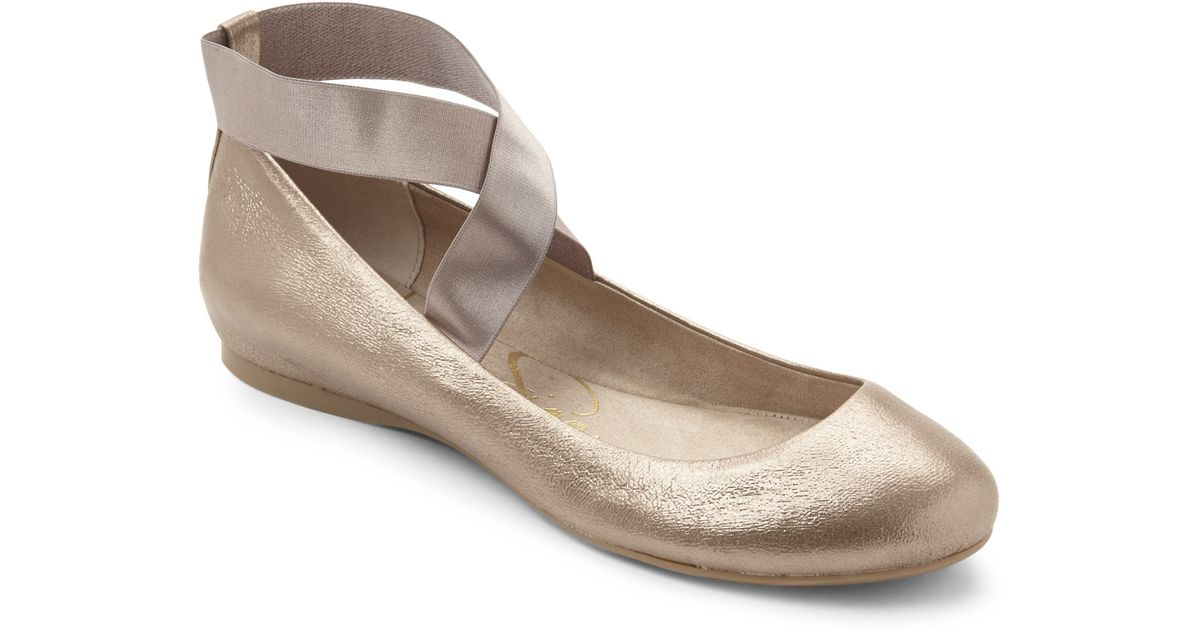 d71f36e8b Jessica Simpson Womens Mandayss Ballet-Flat Clothing, Shoes & Jewelry Flats
