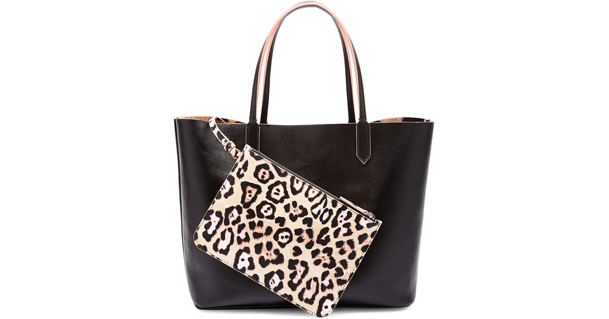 c6a8b9e16754 Givenchy Antigona Large Leopard-interior Shopper Bag - Lyst