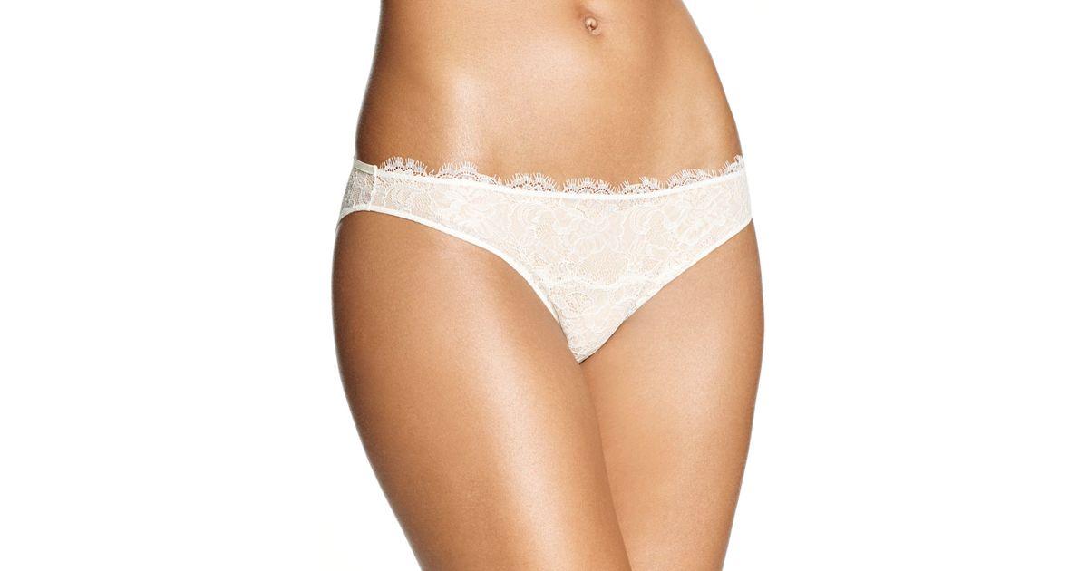 3036d441f335 Lyst - Heidi Klum Valerie Bikini #h30-1124 in Natural