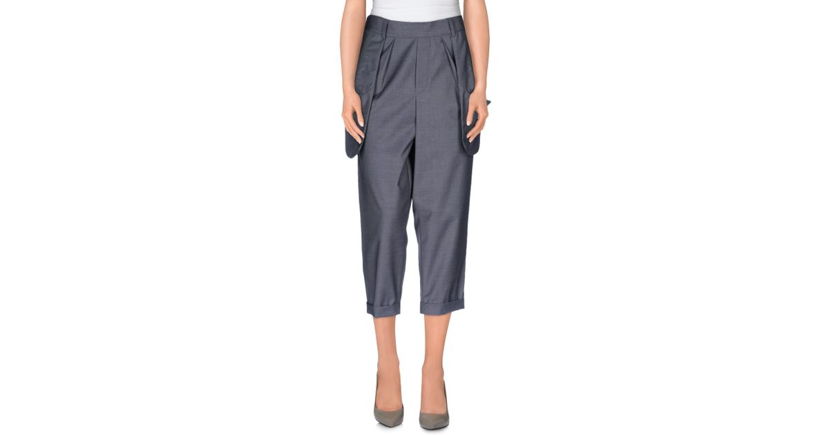 TROUSERS - 3/4-length trousers Falorma TfMphpV