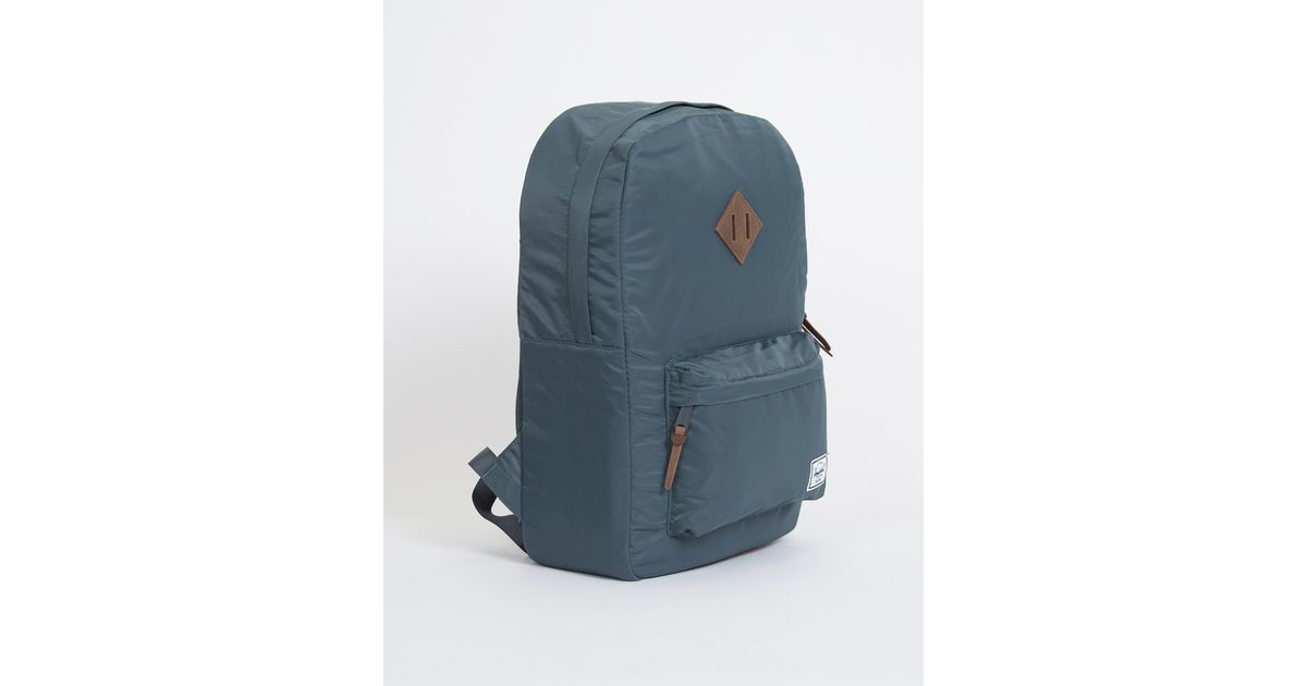 589e1bff4a Lyst - Herschel Supply Co. Supply Co. Heritage Backpack - Navy in Blue for  Men