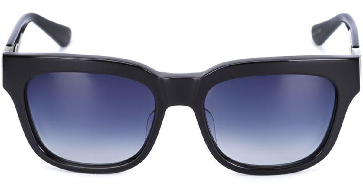 ec928560d89 Lyst - Sama Eyewear Loree Rodkin X Sama  blake  Sunglasses in Black