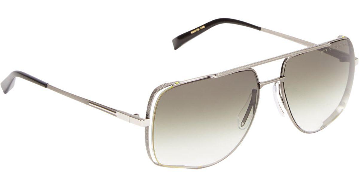 da1f95c91f DITA Midnight Special Sunglasses in Metallic for Men - Lyst
