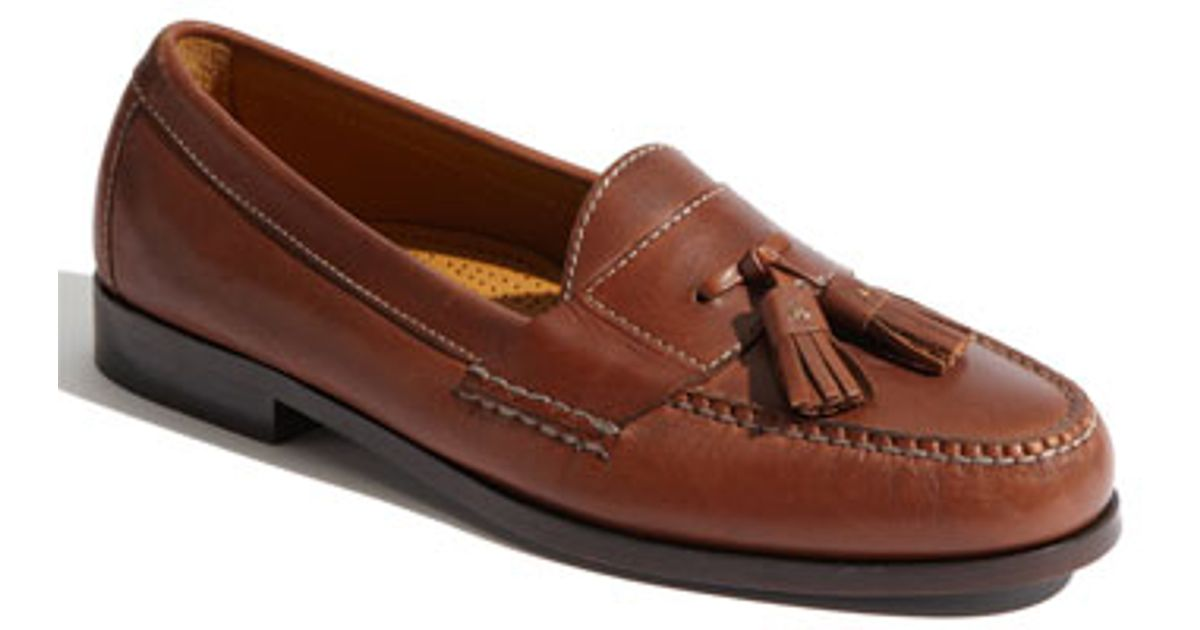 813b52316e5 Lyst - Cole Haan  pinch Tassel  Loafer in Brown for Men