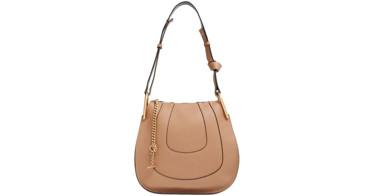 cloe handbags - chloe kurtis suede and leather shoulder bag, cheap chloe bags