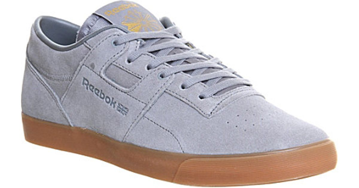 Reebok Low Gray Lyst For Workout Trainers Men In rZAqr64w