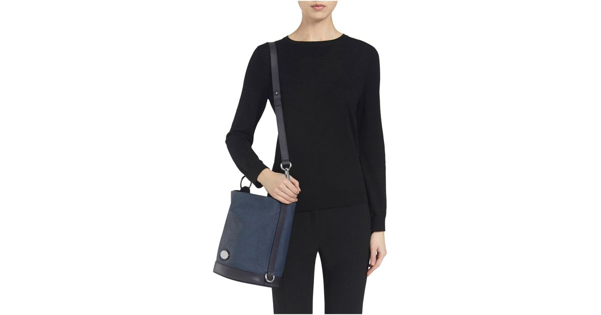 Lyst - Mulberry Jamie in Blue a7017fe5c7991