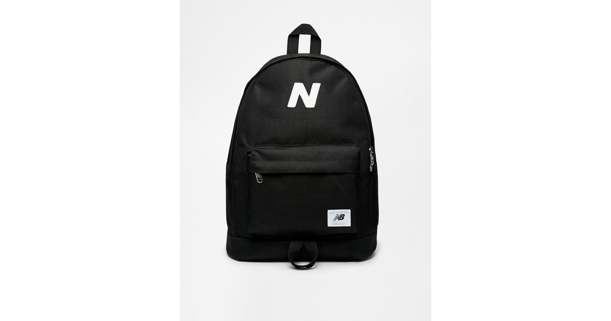 2355edf7148 New Balance Mellow Backpack in Black for Men - Lyst