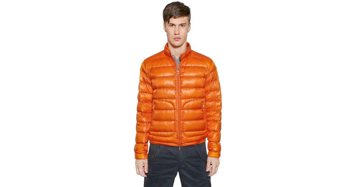 moncler acorus orange