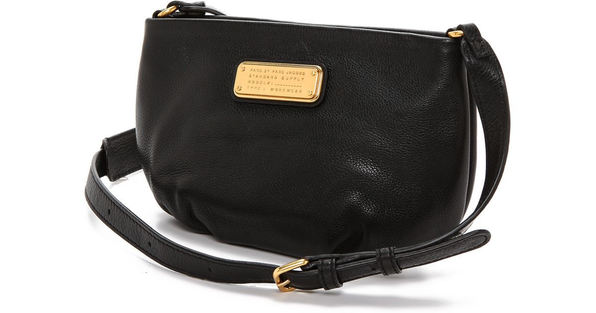 Ultra Lyst - Marc By Marc Jacobs New Q Percy Bag in Black PW-89