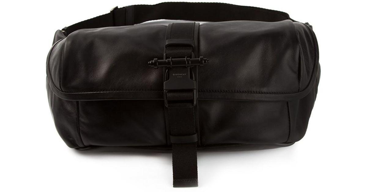 Lyst - Givenchy  obsedia  Shoulder Bag in Black for Men 180e3825c27cb