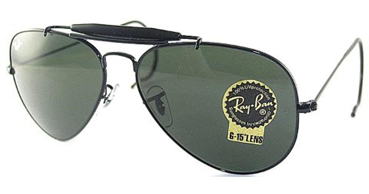 a41946ad7 Ray Ban Rb3030 Outdoorsman L9500 | Louisiana Bucket Brigade