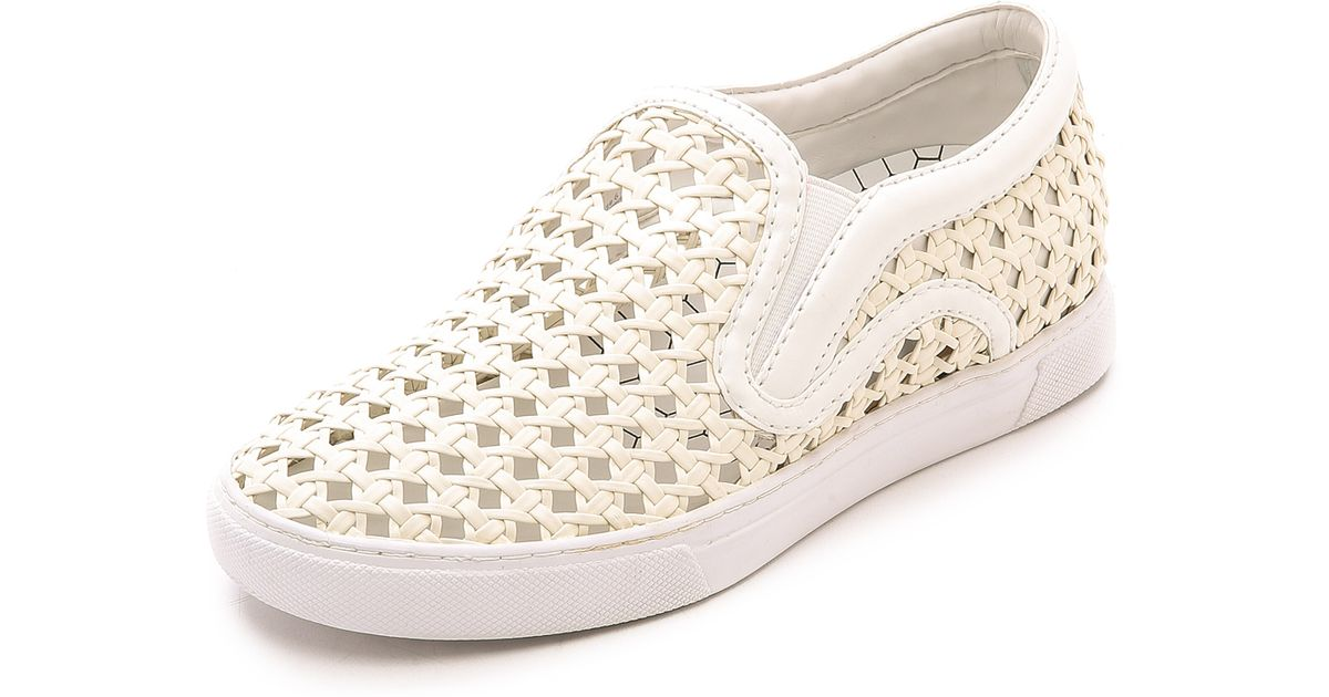 Dolce Vita Bruno Slip On Sneaker(Women's) -Black Knit Discount Best Seller 2018 New Cheap Online Cheap Sale Supply DFWqSQBrH9