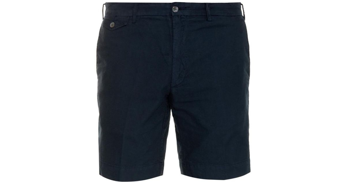 Short Chino Slim - Bleu Polo Ralph Lauren y5kt0