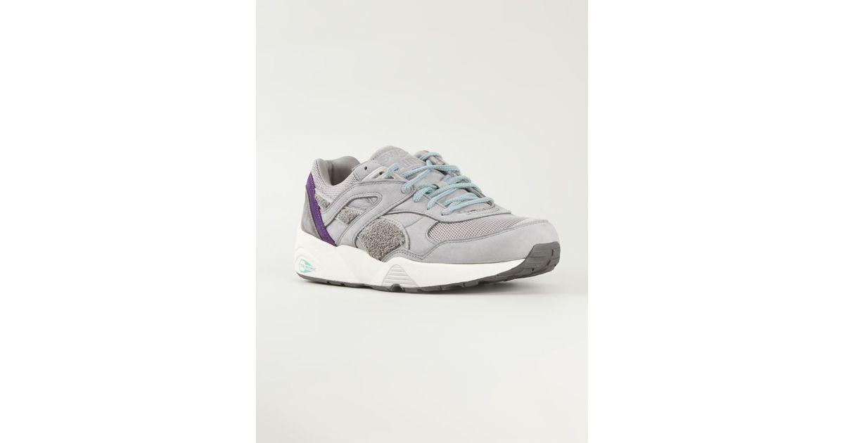 en soldes 1641b 74dc5 PUMA - Gray Bwgh X 'trinomic R698' Sneakers for Men - Lyst