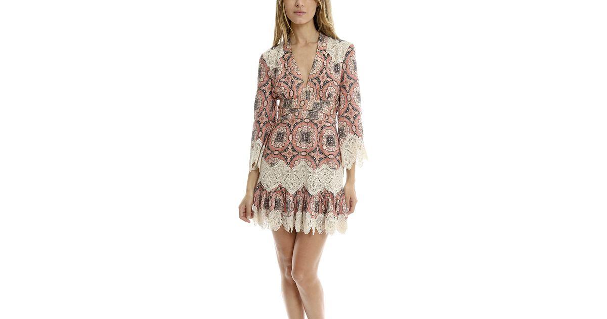 Zimmermann empire konya dress