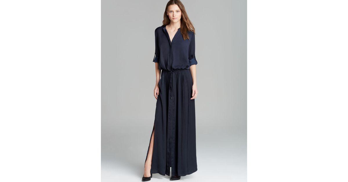 Shirt Dress Maxi Dress