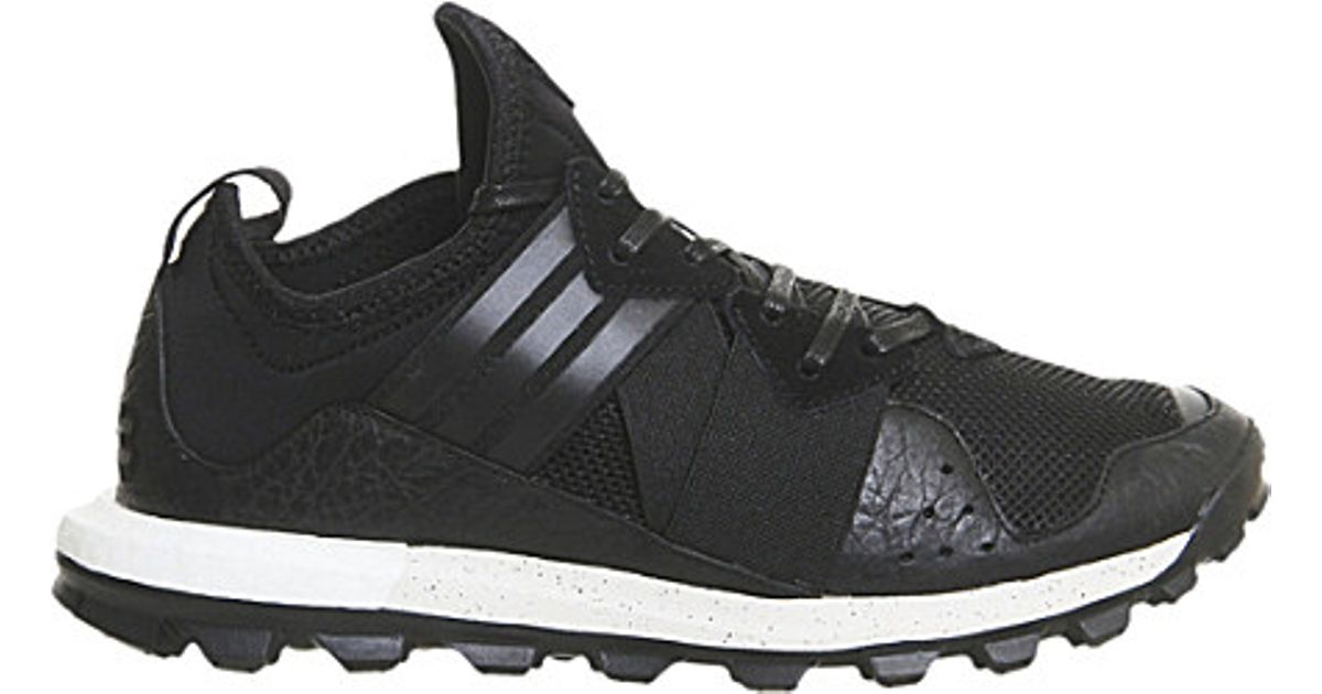 7f1b2ce951641 Lyst - Y-3 Y3 Response Tr Boost Trainers in Black for Men