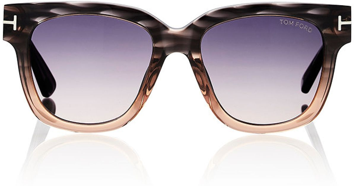 0e2d685c8cd Lyst - Tom Ford Tracy Sunglasses
