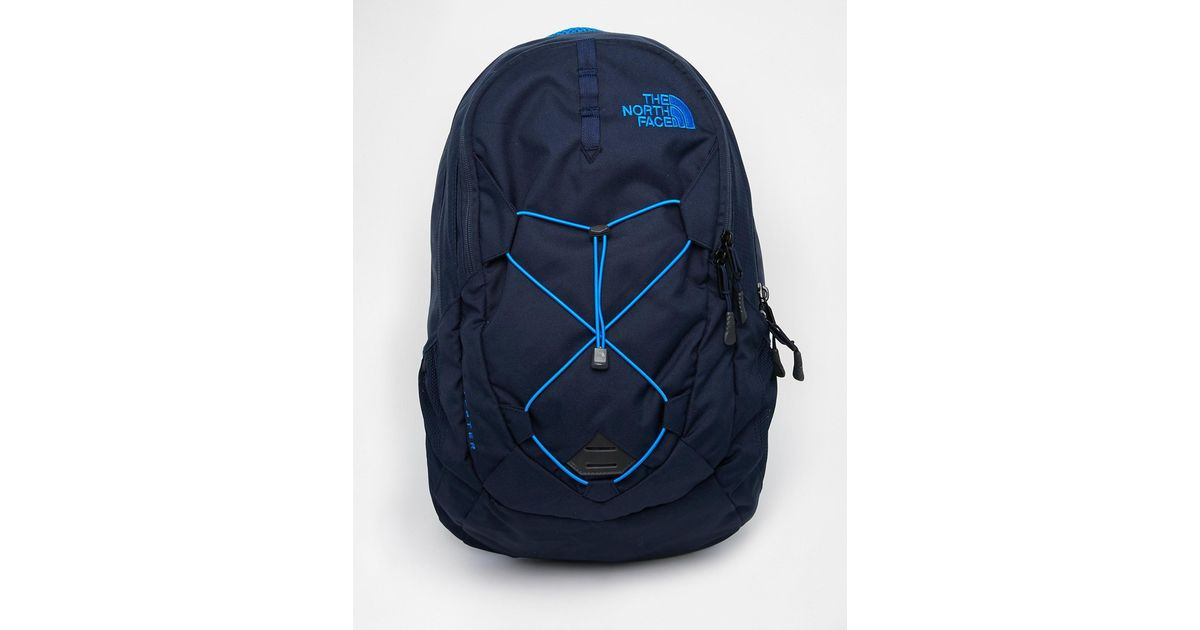 2a18975366 The North Face Jester Backpack in Blue for Men - Lyst