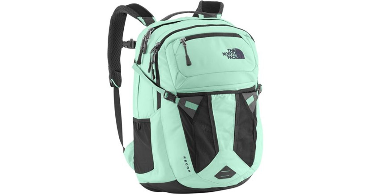 42dbffa38b Lyst - The North Face  recon  Backpack in Green