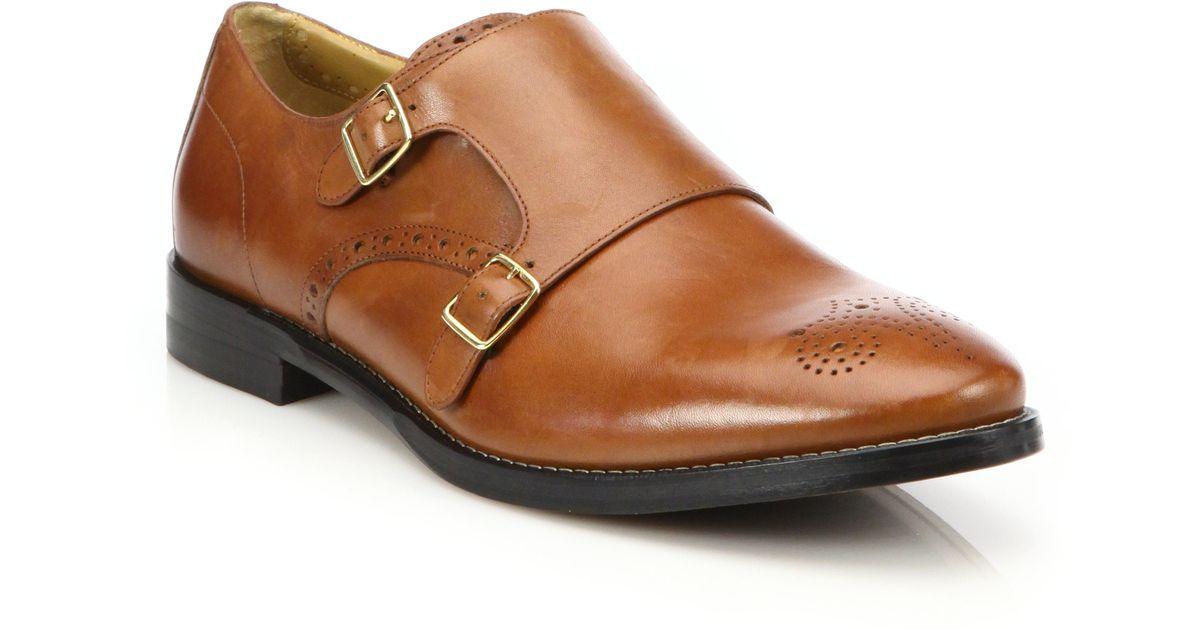 Cole Haan Tan Dress Shoes