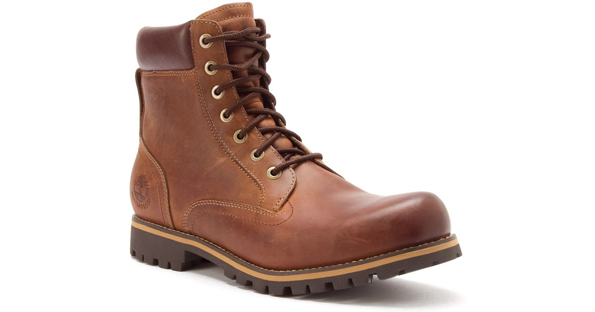 99d8c7d4c20 Timberland - Multicolor Earthkeepers Rugged 6 Inch Wp Plain Toe for Men -  Lyst