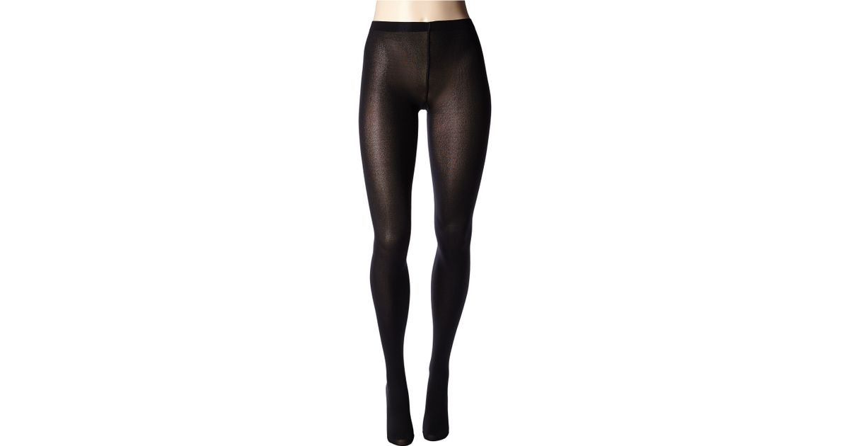 38ab1f71522 Wolford Carrie Tights in Black - Lyst