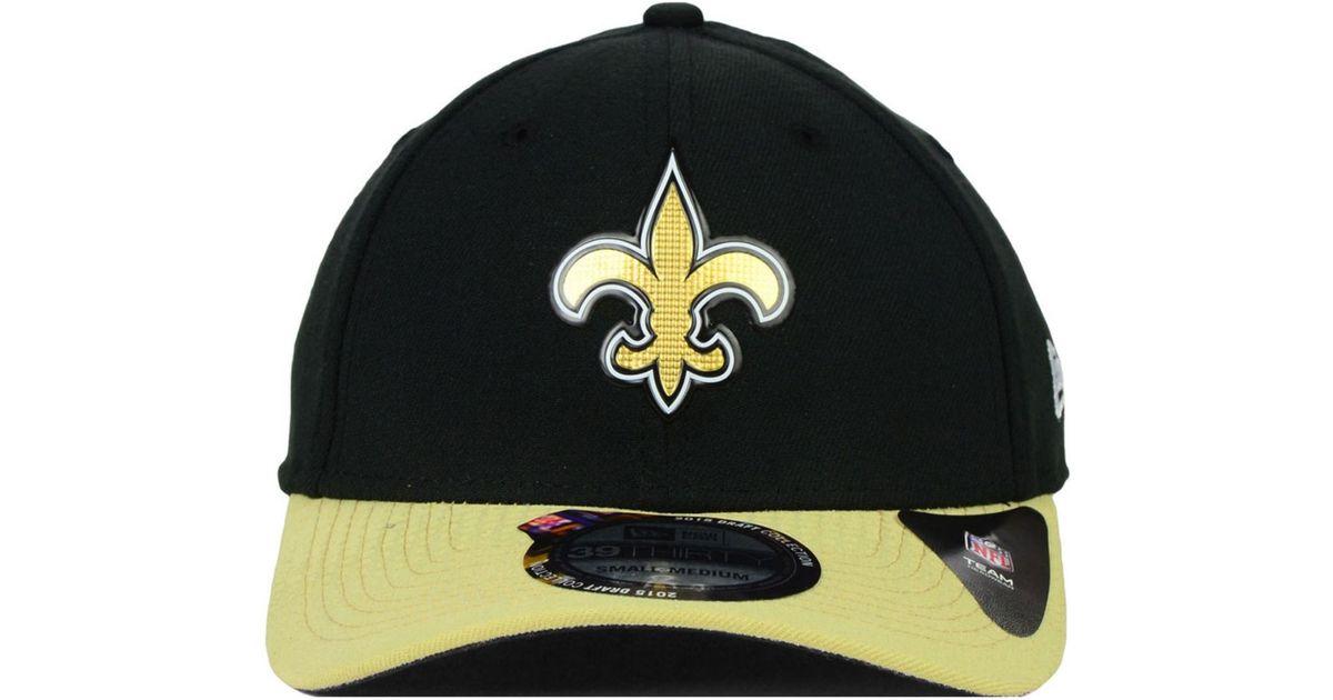 f4b64efe cheap new orleans saints 2015 draft hat 93c9a 36122