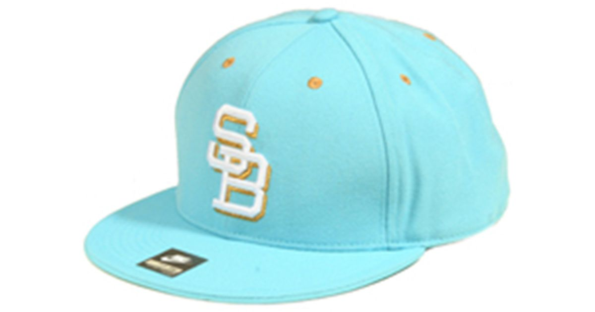 39d1c11182aa2 ... inexpensive nike sb hat turquoise yellow in blue for men lyst eb3f8  dc00f