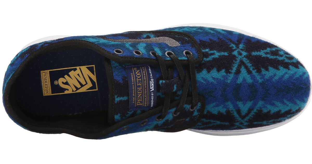 8a3f1fdbc44bdb Lyst - Vans Iso 2 in Blue for Men