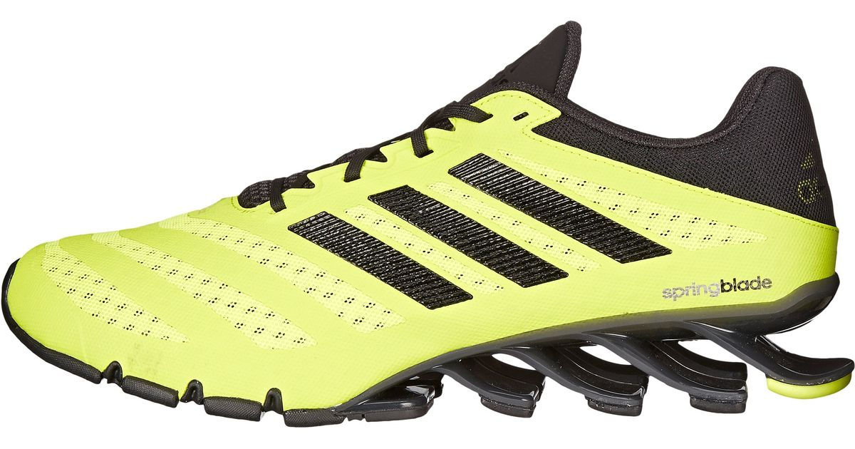 uk availability b584c e80e9 ... adidas springblade ignite yellow red .