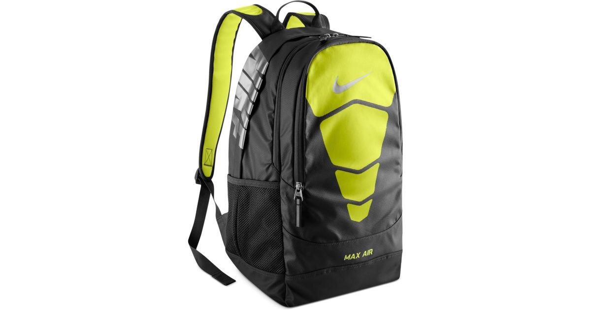 061254e8a7b ... timeless design 580be 9351b Lyst - Nike Vapor Max Air Backpack in  Yellow for Men ...