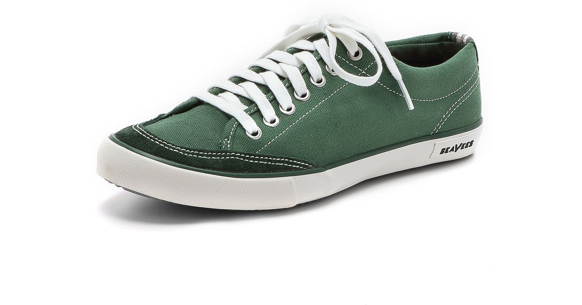 Lyst Seavees 0565 Westwood Tennis Shoes In Green For Men
