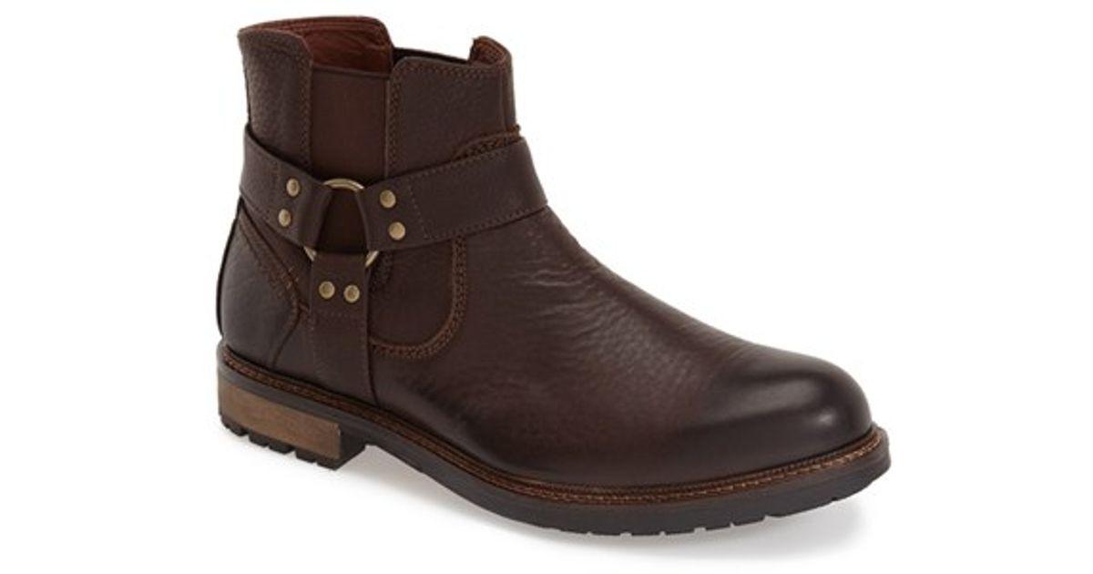 johnston murphy mchugh waterproof harness boot in