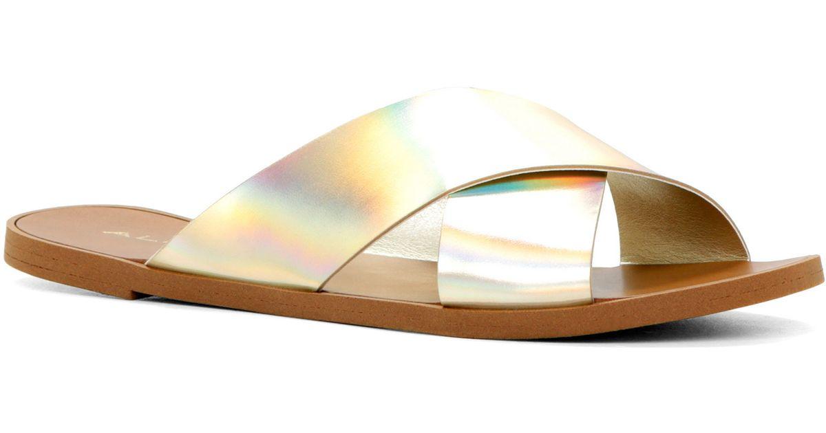 3f15c9004743 ALDO - Metallic Hinshaw - Lyst