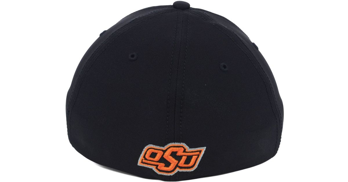 super popular 0918d 49fe9 ... closeout lyst 47 brand oklahoma state cowboys ncaa gametime closer cap  in black for men 74a8b